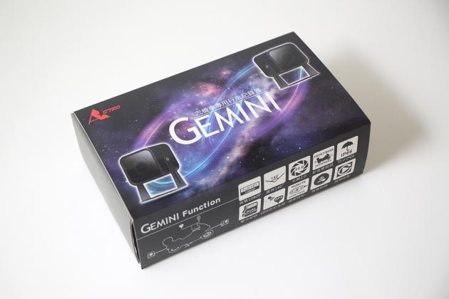 GEMINI雙子星前後雙鏡頭行車紀錄器(已停售) 1